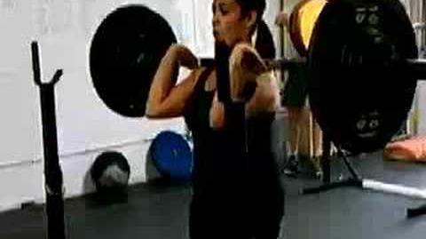 Petranek Fitness - Front Squats