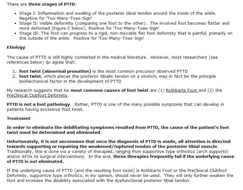 PTTD Gen Info
