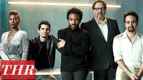 Lin-Manuel Miranda, Donald Glover, Issa Rae & Damien Chazelle Epic Conversation on Creativity THR