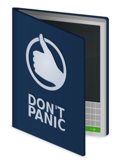 400px-The Hitchhiker's Guide to the Galaxy, english svg