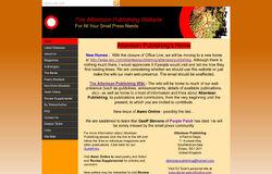 Atlantean website 2