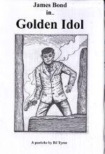 James Bond in Golden Idol