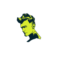 The Thinker-Emblem