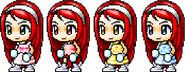 BannedStory MapleStory Atomic Betty and her Clones