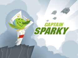 Captain sparky