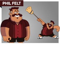 Phil AP CharactersProfile