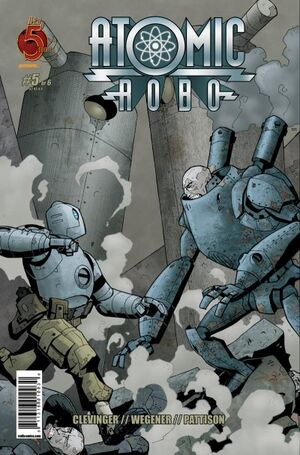 AtomicRobo v1 5