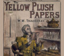 The Yellowplush Papers
