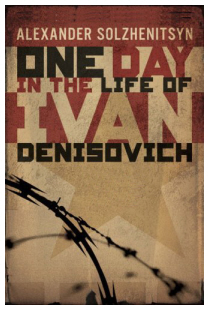 One Day In The Life Of Ivan Denisovich by Alexander Solzhenitsyn