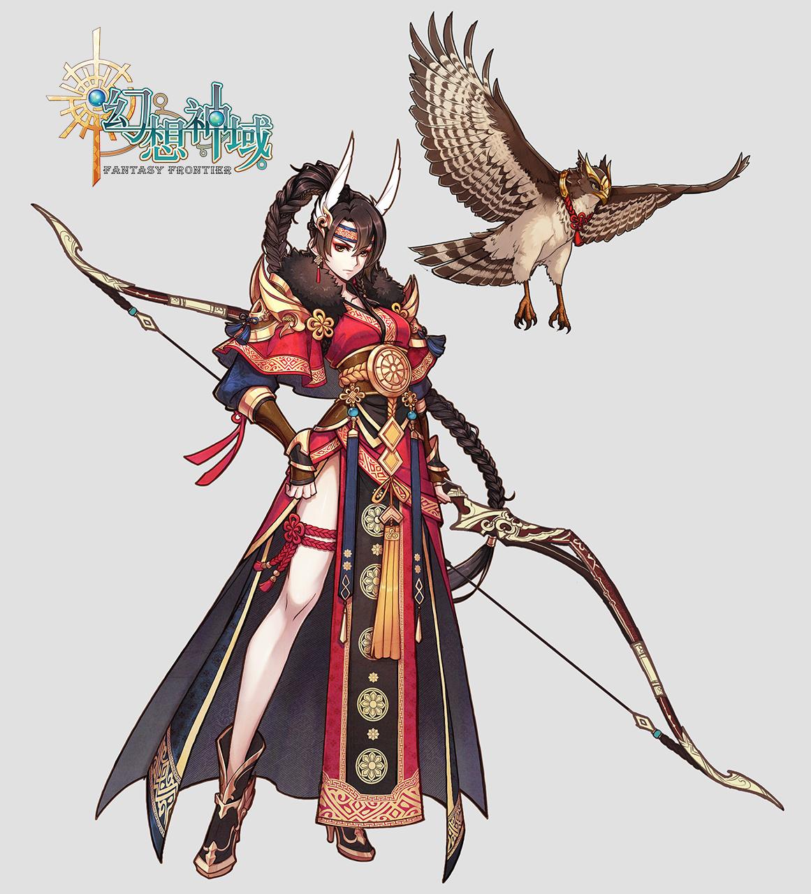 Character Design For Games Pdf : Yumikaze gallery aura kingdom wiki fandom powered by wikia