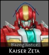 Kaiser Zeta