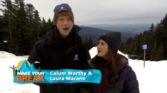 Laura and Calum in Vancouver (3)