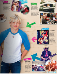 Ross' Private Photo Diary (2)