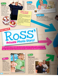 Ross' Private Photo Diary
