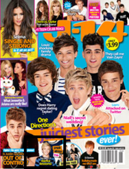 J14 magazine cover