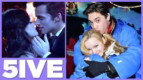 Top 5 TV Kisses