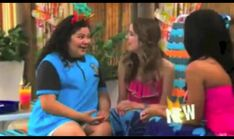 Austin and Ally Beach Clubs and BFF's 13