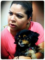 Raini and Pixie