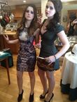 Laura and Vanessa Marano.