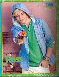 Ross' secret romantic side (1)