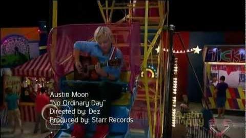 Austin Moon (Ross Lynch) - No Ordinary Day HD