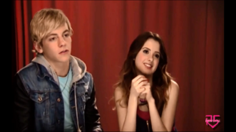 Talk Austin & Ally & Favorite things about each other (113)