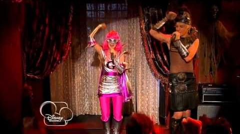 HD Austin & Ally - Austin Moon & Ally Dawson - Don't Look Down (Austin & Ally Costumes & Courage)