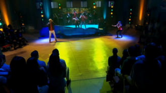 Glee Club Mash Up Performance-18
