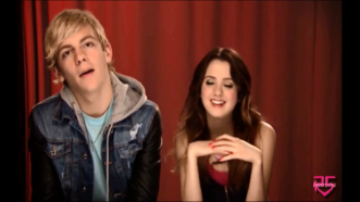 Talk Austin & Ally & Favorite things about each other (98)