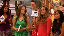 PandP; A girl bids against Brooke