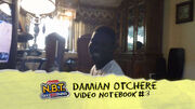 Damian Otchere Video Notebook -2