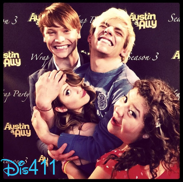 Austin and ally fanfiction secretly dating
