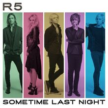 Sometime Last Night Cover