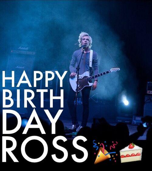 Happy 20th Birthday Ross Lynch!