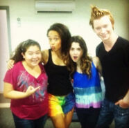 Raini Kiersey Laura and Calum