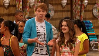 PandP; Dez makes Ally jealous