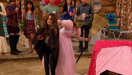 PandP; Ally and Brooke are Witches-1