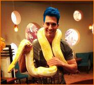 Big-Time-Rush-James-Maslow-Snake