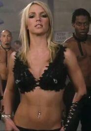 Britney guns ready
