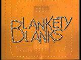 Blankety blanks
