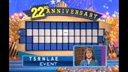 Wheel of fortune 22 years final round