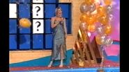 Mel Symons on wheel of fortune 22 years party