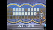 Adriana Xenides at the puzzle bord on wheel of fortune -family week 1995