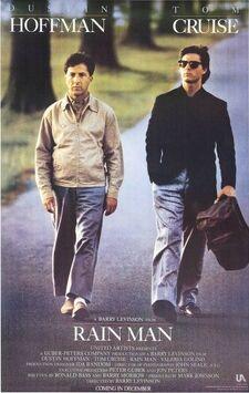 Rain Man poster