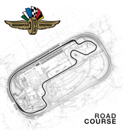 Indianapolis roadcourse