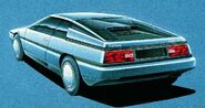 1984 Italdesign Lotus Etna design-sketch 01