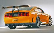 Mustang-GTR rear1
