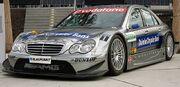 DTM car mercedes2006