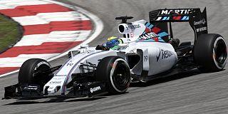 Felipe Massa 2015 Malaysia FP3
