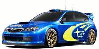 Subaru Impreza WRC Concept
